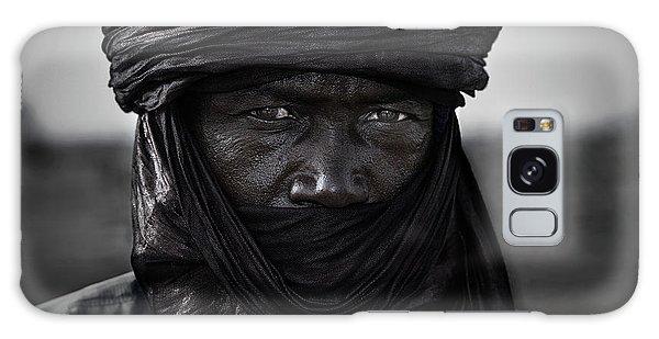 Scarf Galaxy Case - Peul Man In The Gerewol Festival - Niger by Joxe Inazio Kuesta