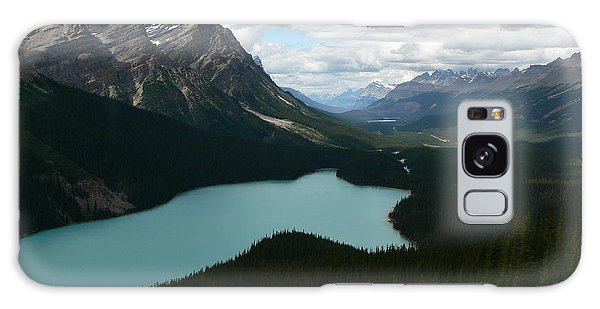 Peyote Lake In Banff Alberta Galaxy Case
