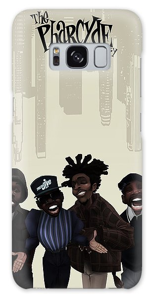 Pharcyde -passing Me By 1 Galaxy Case