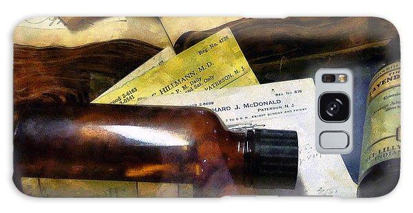 Pharmacist - Prescriptions And Medicine Bottles Galaxy Case