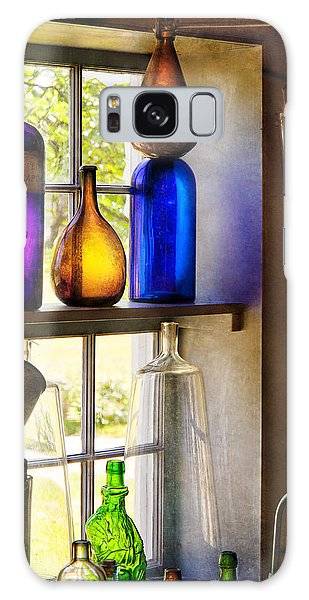 Pharmacy - Colorful Glassware  Galaxy Case