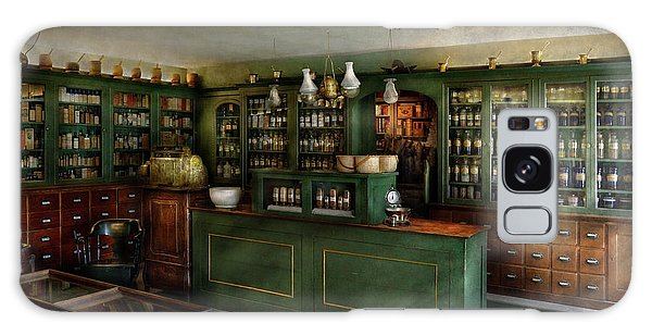 Pharmacy - The Chemist Shop  Galaxy Case