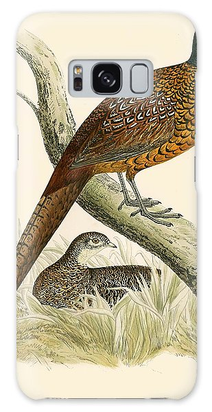 Pheasant Galaxy S8 Case