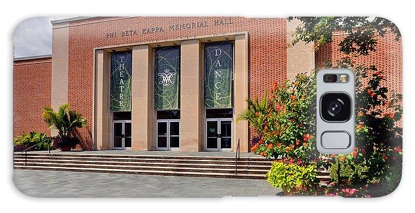 Phi Beta Kappa Hall Galaxy Case by Jerry Gammon