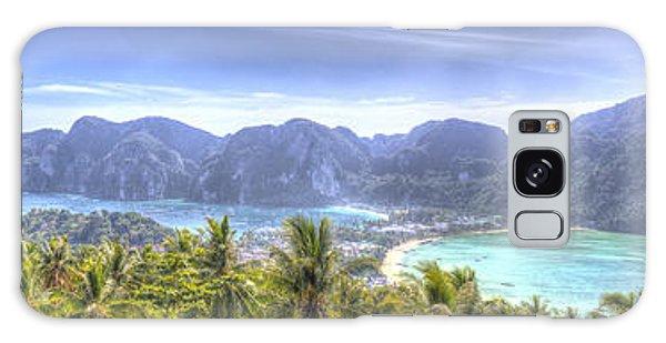 Phi Phi Island Galaxy Case by Alex Dudley