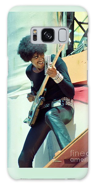 Phil Lynott Of Thin Lizzy - Black Rose Tour Day On The Green 7-4-79  Galaxy Case