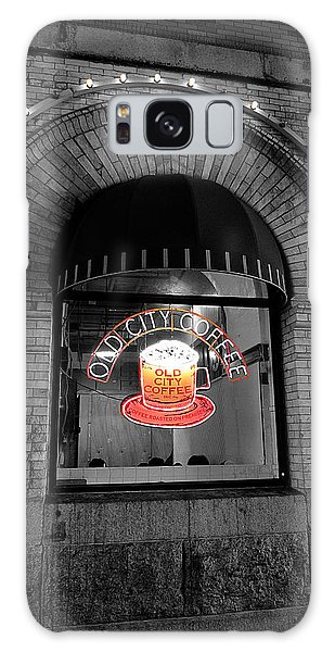 Philadelphia -old City Coffee Galaxy Case