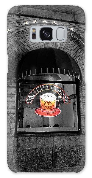 Philadelphia -old City Coffee Galaxy Case