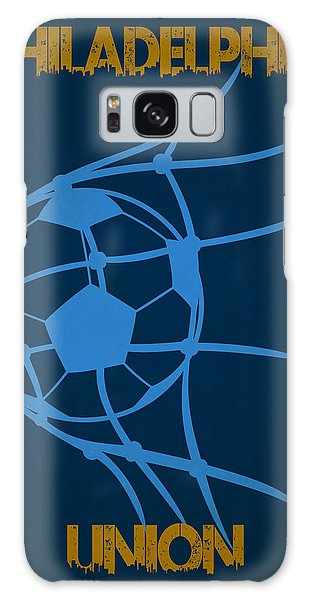 Soccer Galaxy S8 Case - Philadelphia Union Goal by Joe Hamilton