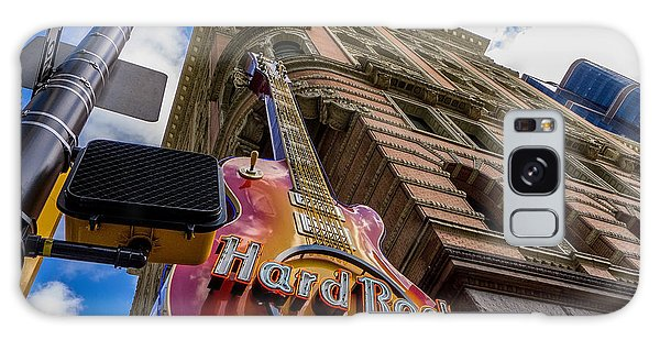 Philly Rocks Hard Galaxy Case by Glenn DiPaola