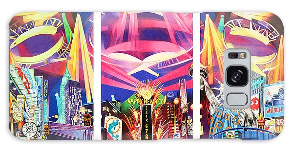 Phish New York For New Years Triptych Galaxy Case