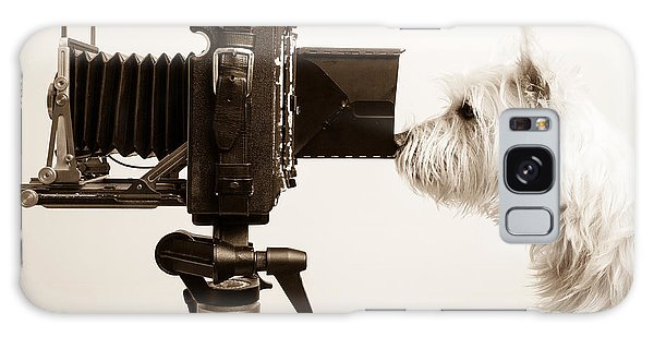 Pho Dog Grapher Galaxy Case