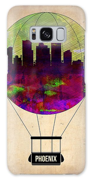 Phoenix Air Balloon  Galaxy Case