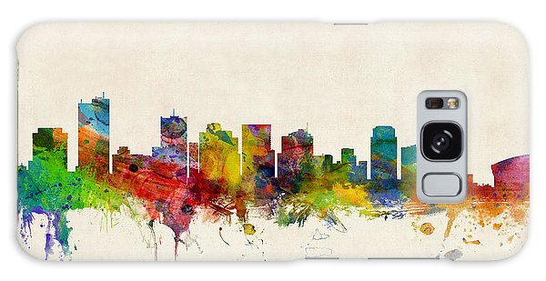 Phoenix Arizona Skyline Galaxy Case