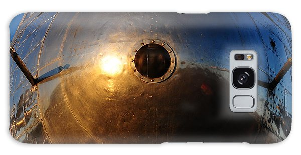 Phoenix Nose Galaxy Case