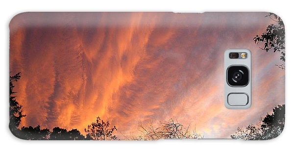 Phoenix Rising Cloud Galaxy Case
