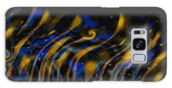 Phosphor Galaxy Case