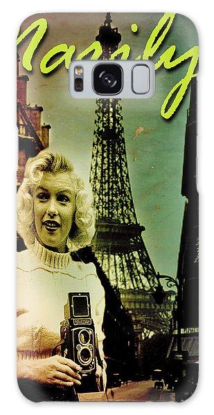 Photographer Marilyn Galaxy Case