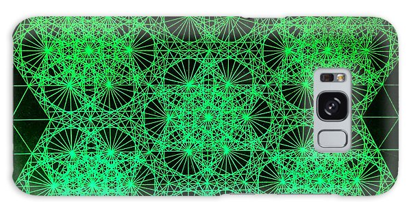 Photon Interference Fractal Galaxy Case
