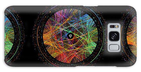 Celebration Galaxy Case - Pi Phi And E Transition Paths by Martin Krzywinski