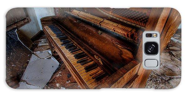 Piano Lessons Galaxy Case
