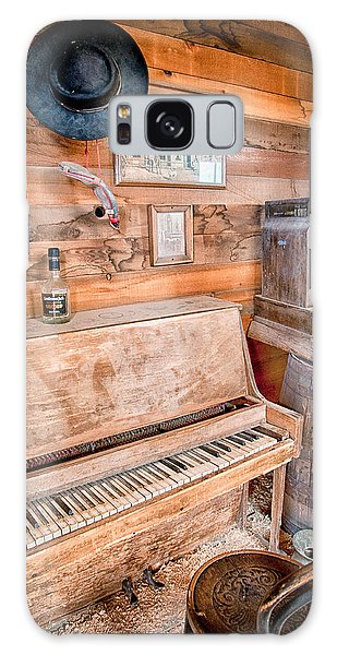 Piano Man Galaxy Case