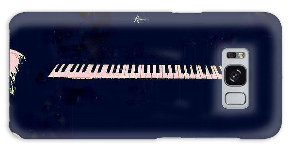 Piano Galaxy Case by YoMamaBird Rhonda