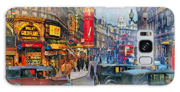 Picadilly Circus Galaxy Case