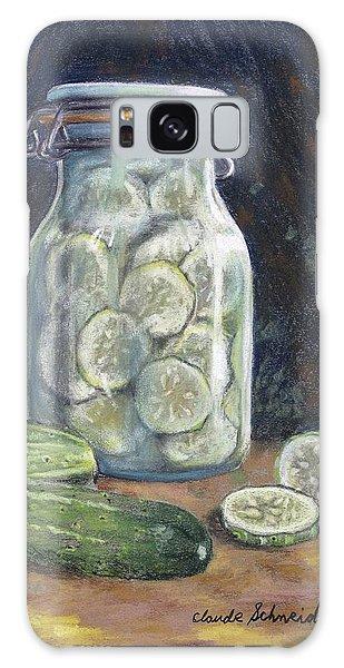 Pickled Cucumbers Galaxy Case