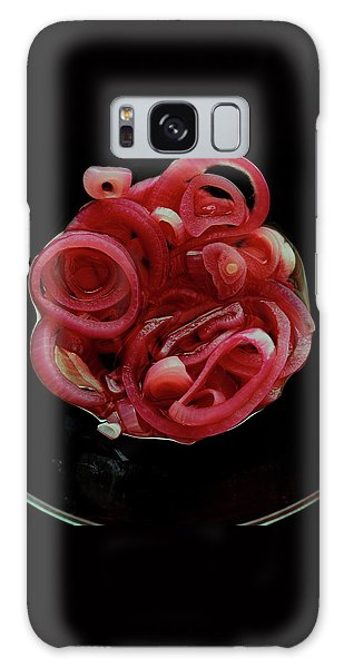 Pickled Red Onions Galaxy Case