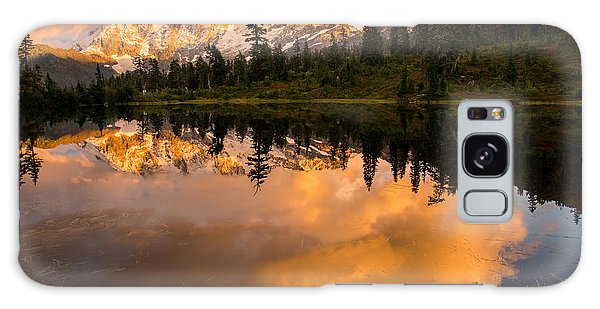 Picture Lake 1 Galaxy Case