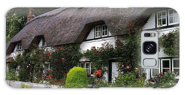 Picturesque Cottage Galaxy Case