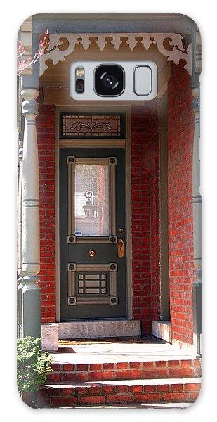 Picturesque Porch Galaxy Case
