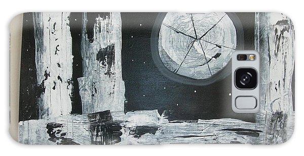 Pie In The Sky Galaxy Case by Sharyn Winters