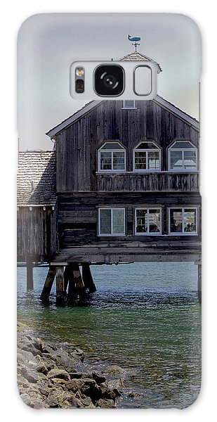Pier House Galaxy Case