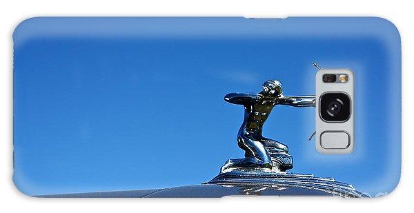 1938 Pierce Arrow Galaxy Case by Linda Bianic