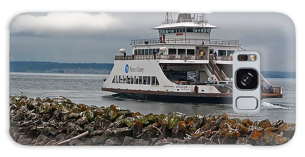 Pierce County Washington Ferry Galaxy Case