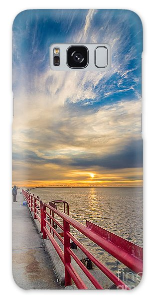 Pierhead October Sky Galaxy Case
