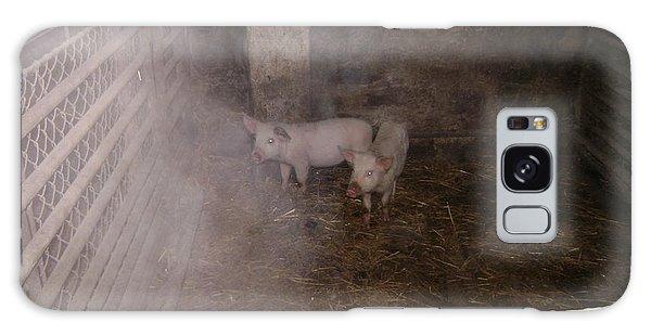 Piggies Galaxy Case