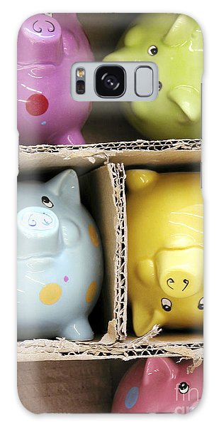 Pigs In A Box Galaxy Case