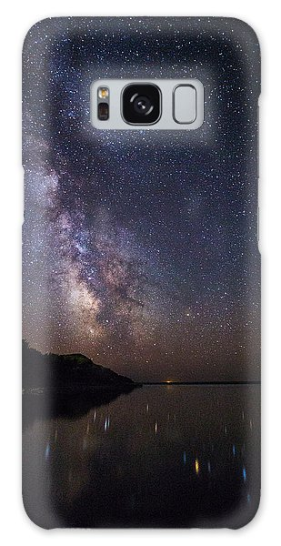 Astro Galaxy Case - Pike Haven by Aaron J Groen