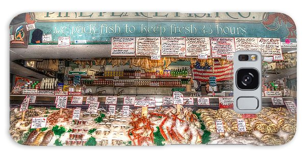 Pike Place Fish Company II Galaxy Case
