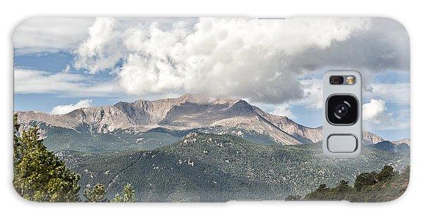 Pikes Peak Galaxy Case by Cheryl Davis