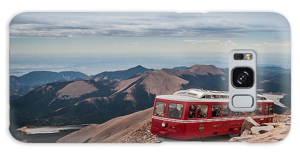 Pikes Peak Cog Railway Galaxy Case