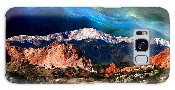 Pikes Peak Feelin' It... Galaxy Case