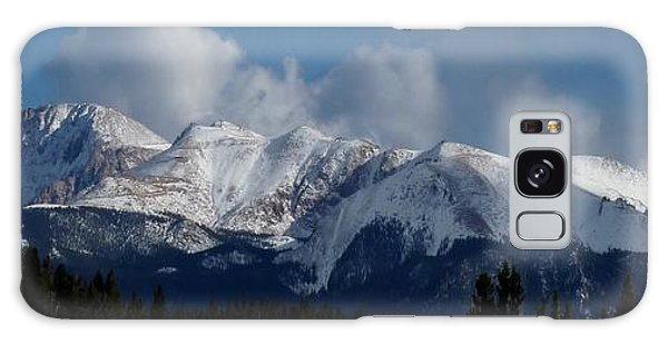 Pikes Peak - Panoramic Galaxy Case