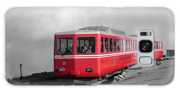 Pikes Peak Train Galaxy Case