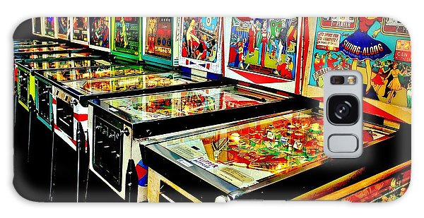 Pinball Alley Galaxy Case