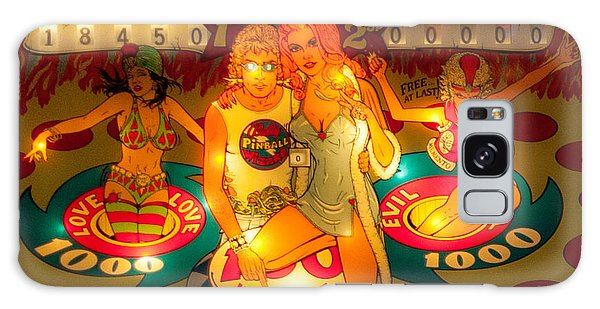 Pinball Wizard Tommy Vintage Galaxy Case