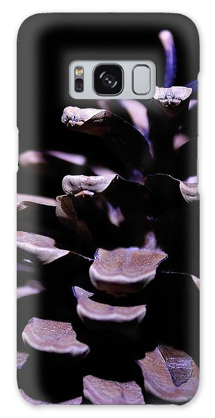 Pine Cone Galaxy Case by Todd Soderstrom